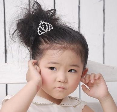 爱的小皇冠发饰图片